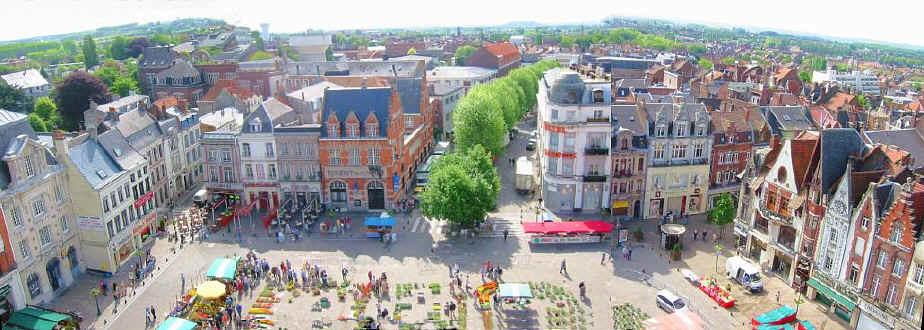Calais - Office du tourisme nord pas de calais ...